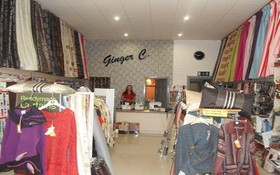 Ginger C Curtains Trimmings Amp Wool Haberdashery In County